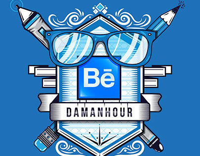 Behance Portfolio Reviews 2014 Egypt - Damanhour - By محمد