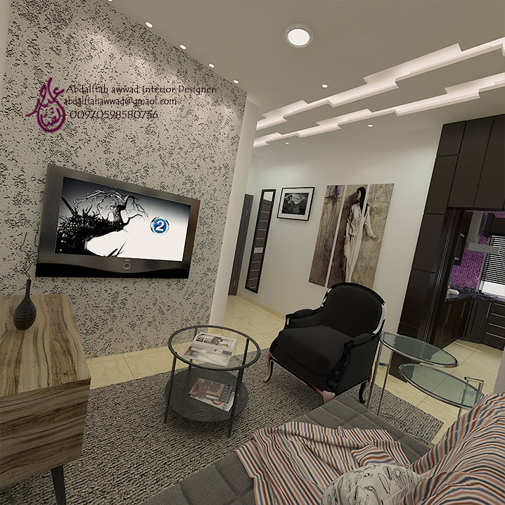 Interior Design For The House Of Mr Majdi Daoud Amman