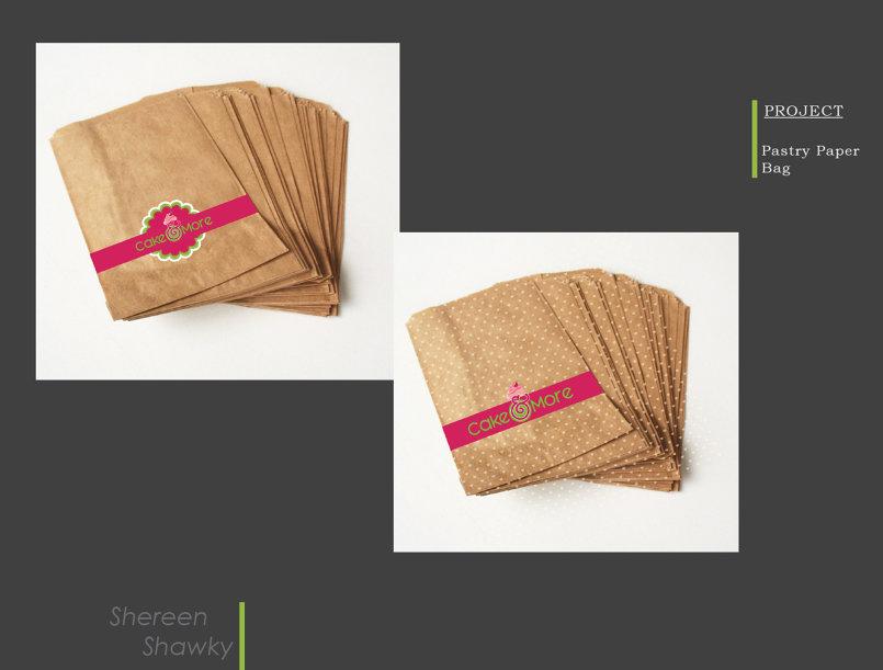 Pastry Paper Bag - 2014