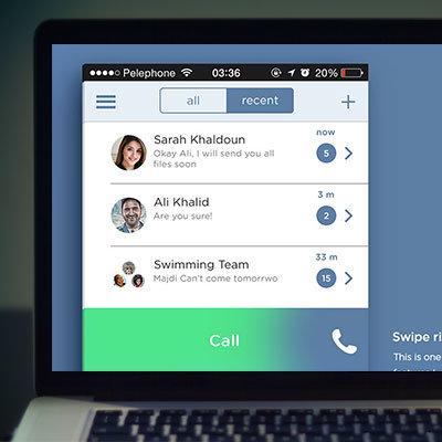 Namy app redesign