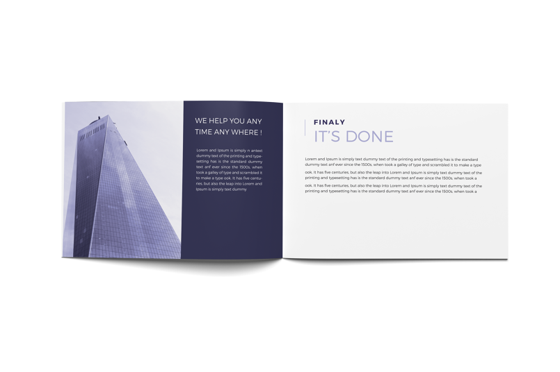 Corporate Business Brochure 02