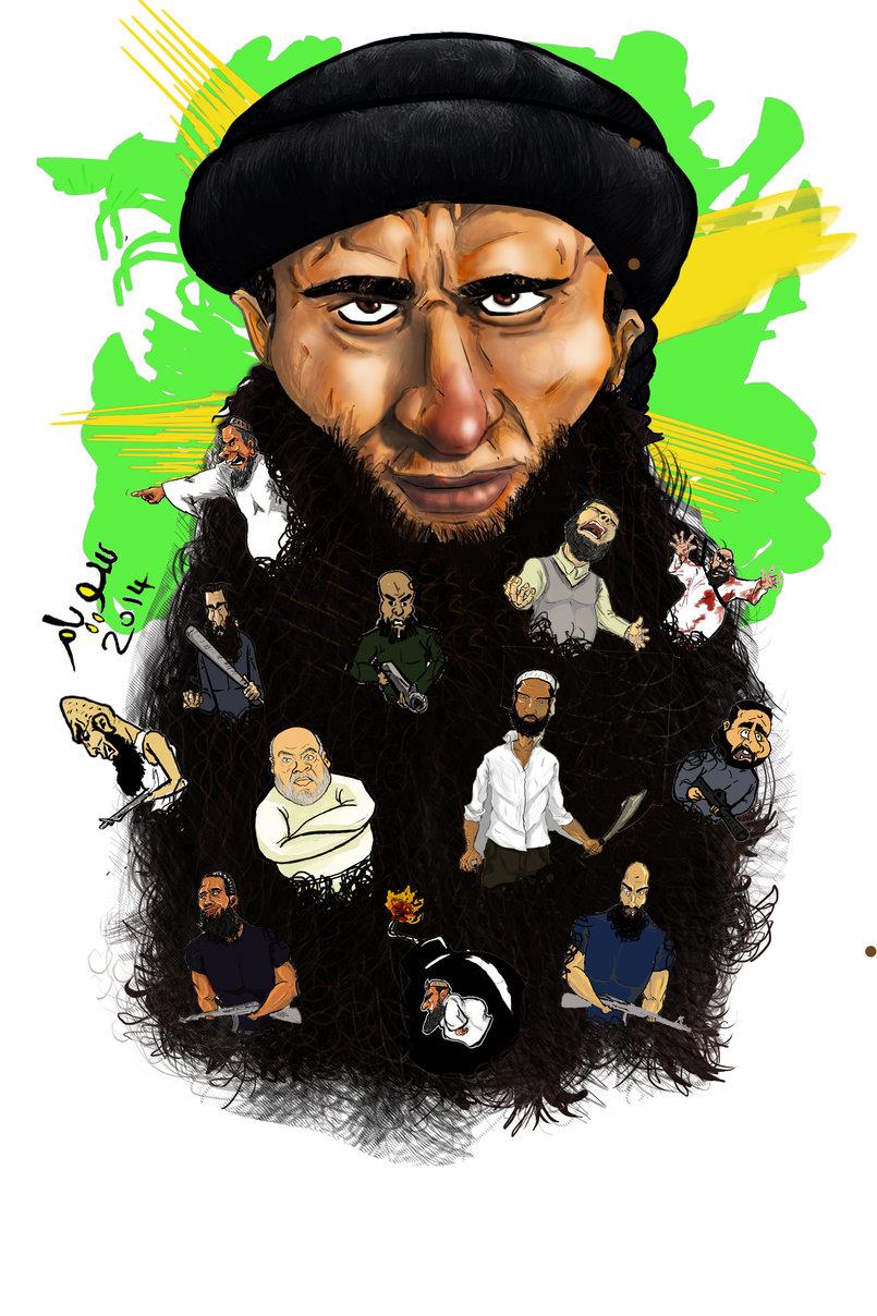 داعش منشور على بوابة فيتو الإخبارية يوليو 2014