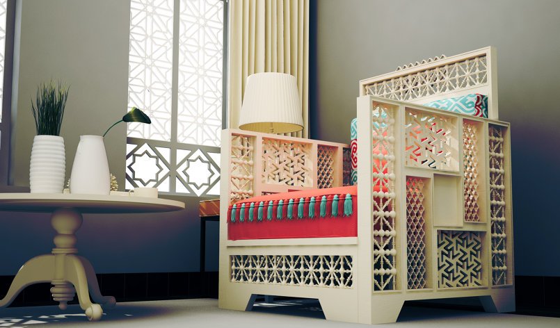 Balady collection furniture design