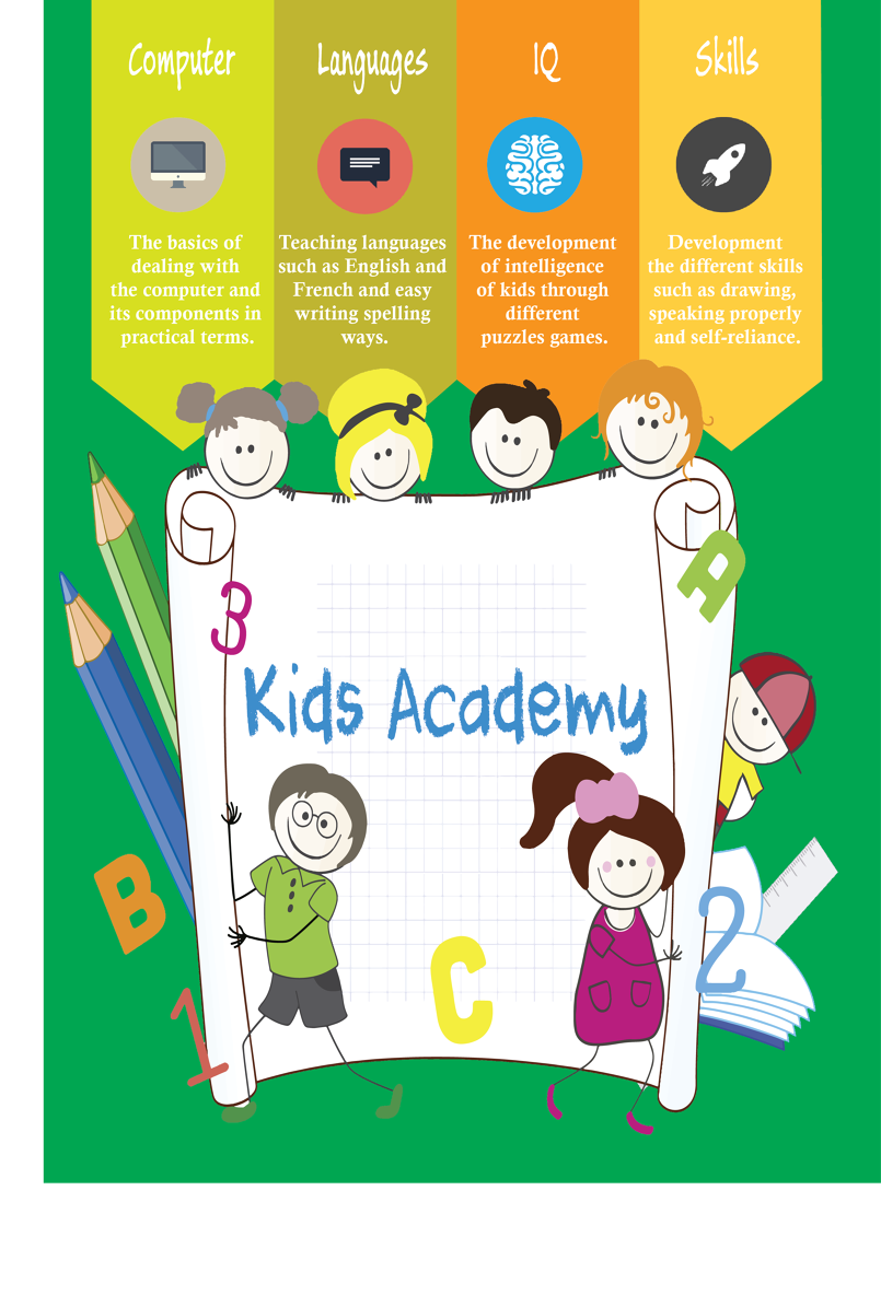 Kids Academy Flayer