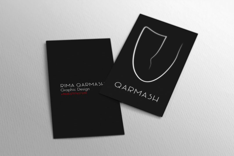 The purpose of business card simplicity, is to intrigue curiosity.