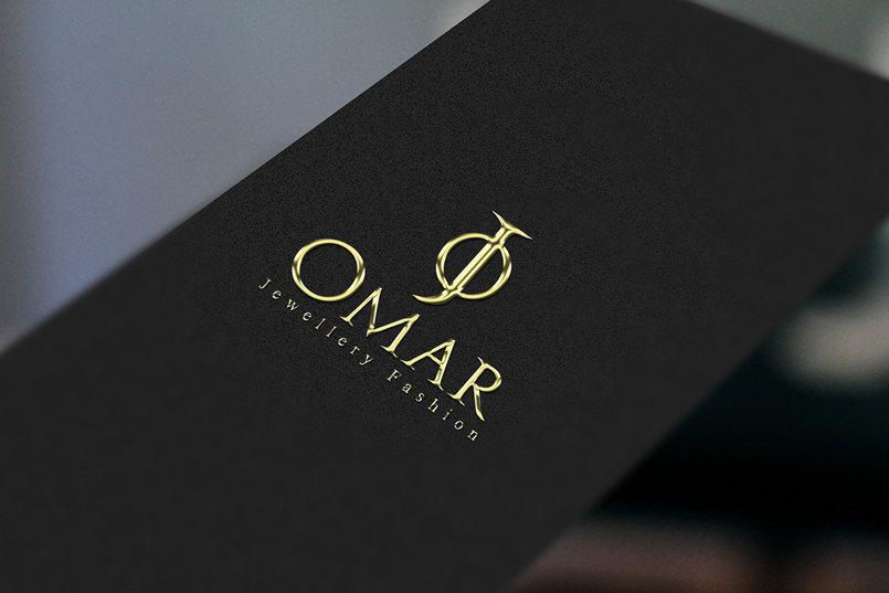 Omar Jewellery Logo
