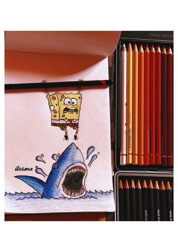 رسم قصة اطفال