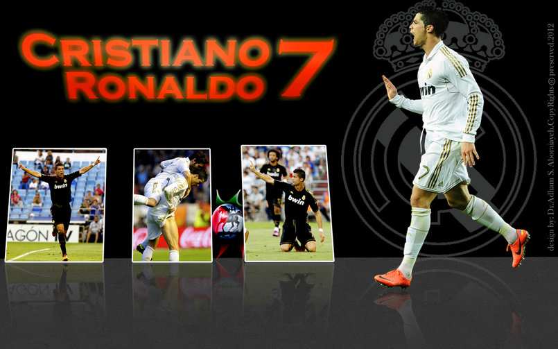 Cristiano Ronaldo 7 | RealMadrid
