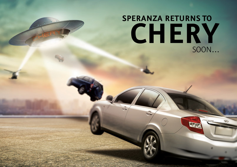Speranza returns to cherry