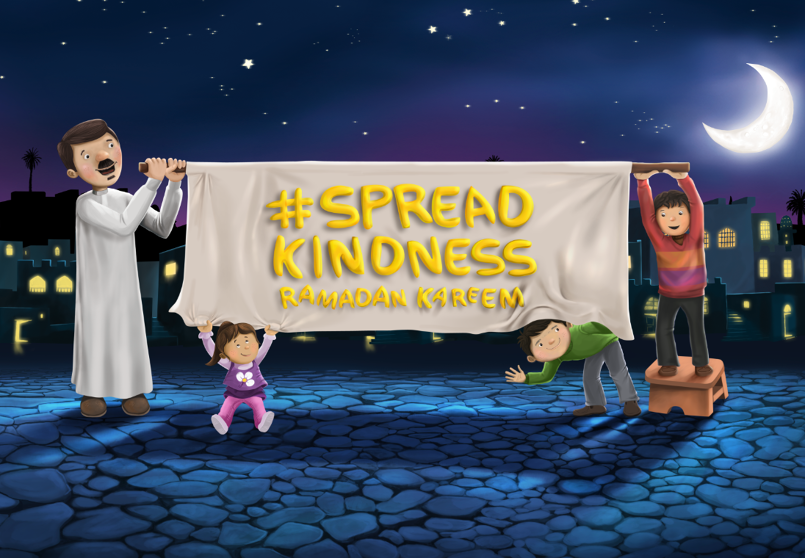 #SpreadKindness, Leoburnette, McDonald, GCC, 2015