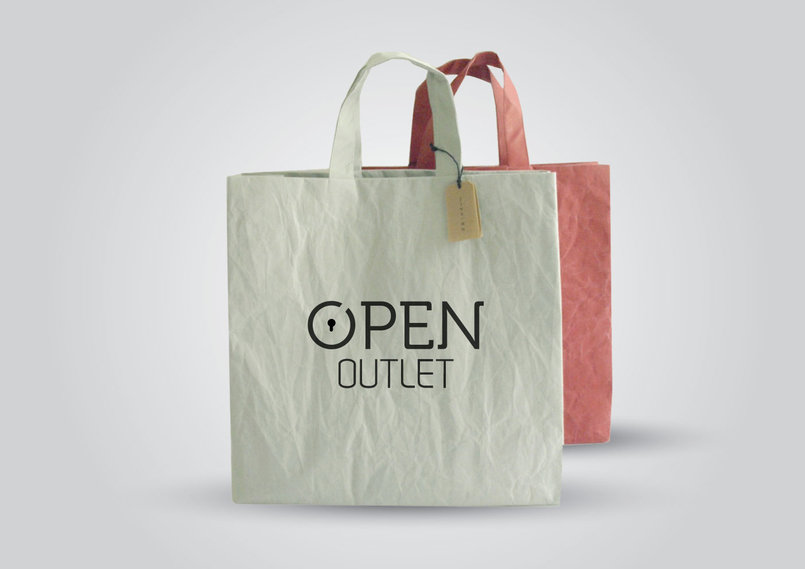 Open Outlet Branding Identity