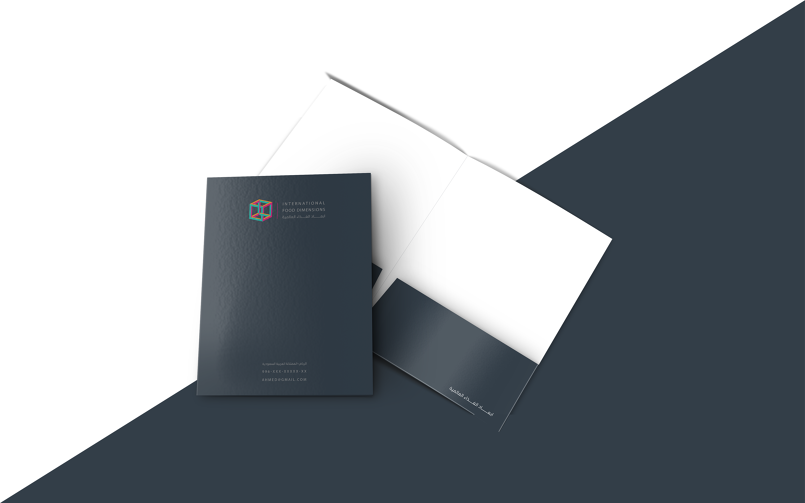 IFD corporate stationery