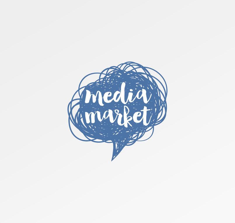 Media Market - Brand Identity