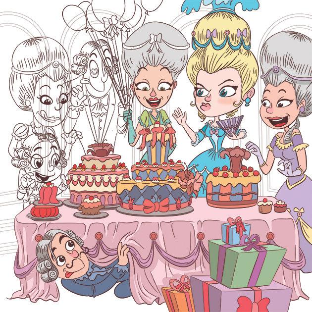 Happy Cheat Day ! .. Marie Antoinette