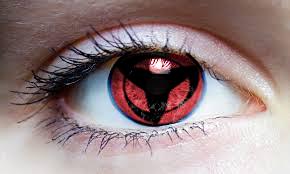 sharingan eye