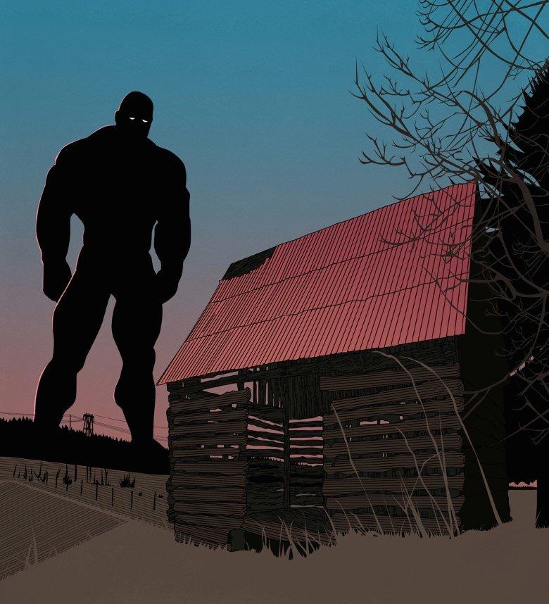 When Giants Roamed the Earth