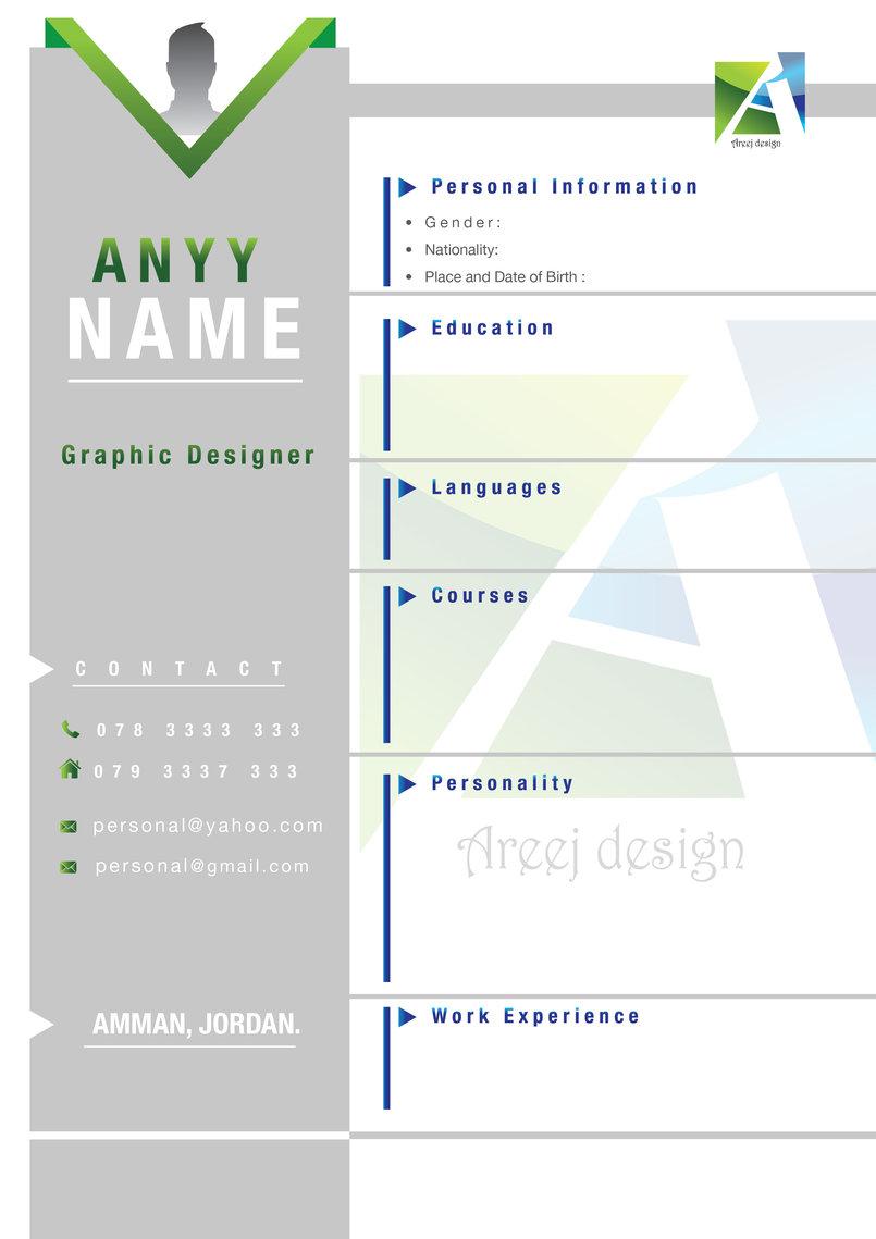 form CV