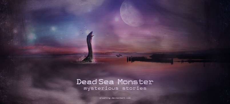 Dead Sea Monster