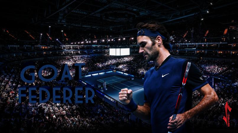 ATP Finals Roger Federer WallPaper