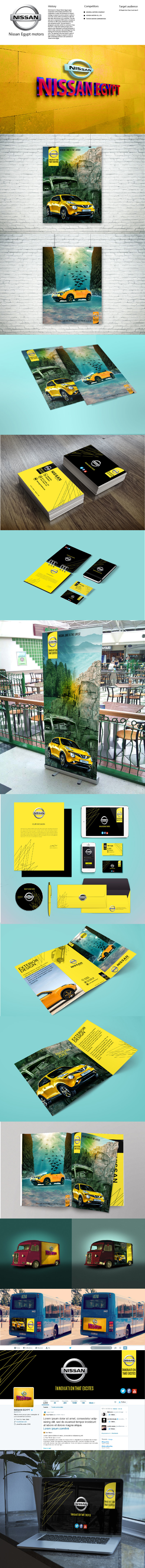 Branding -Nissan Compaign