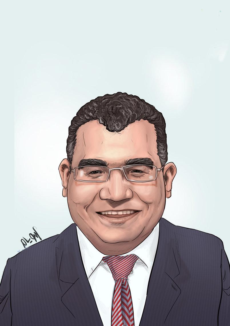 عبدالله كمال الكاتب الصحفي