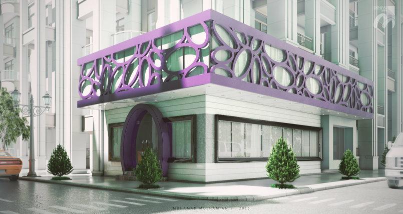 VioletCafe