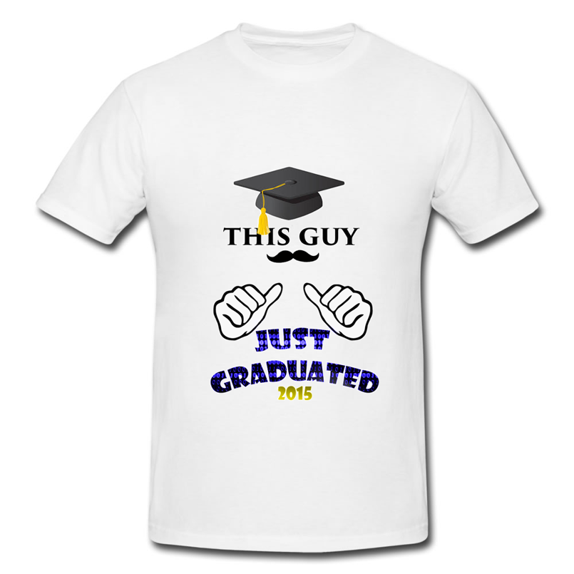 my graduation day t-shirt
