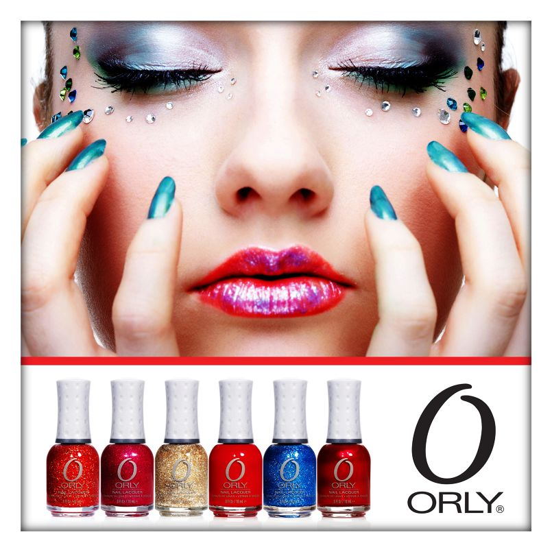 Orly Nail ( Danah Salon )