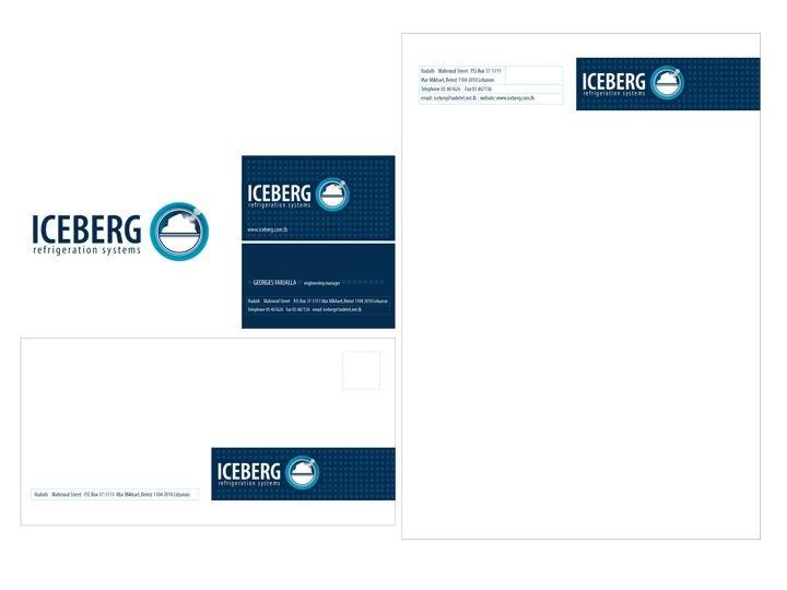 Iceberg - Logo Uplift