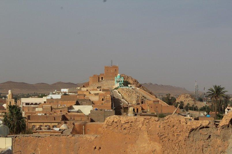 قصر موران مكان أثري في ولاية الأغواط