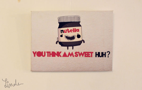 Nutella goes bad