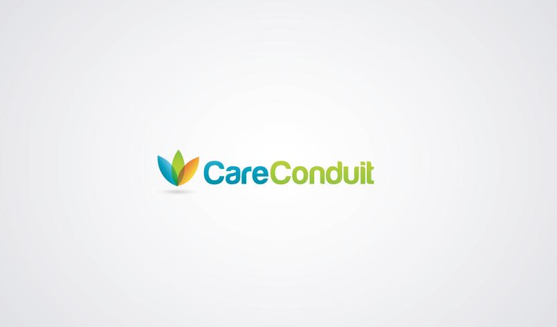 logo and letterhead design for careconduit.com