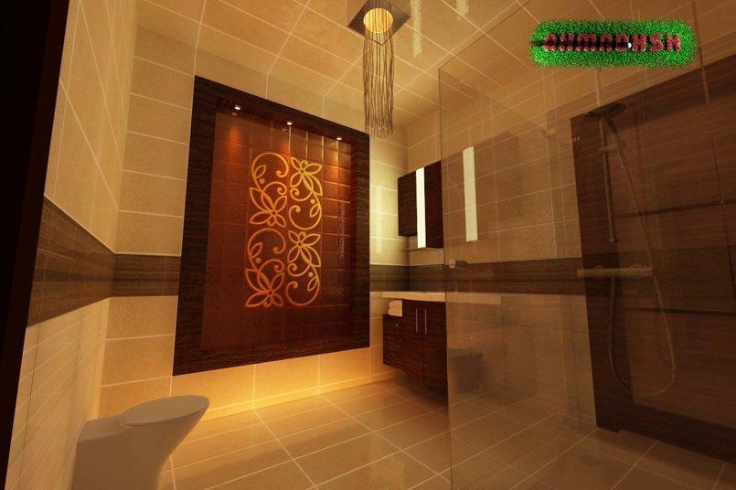 جدار حمام