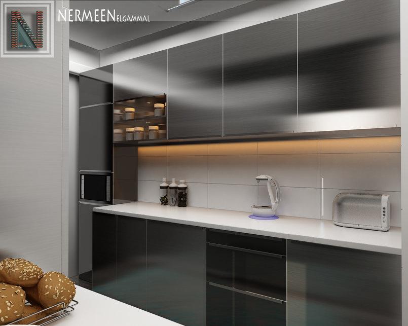 تصميم مطبخ مودرن