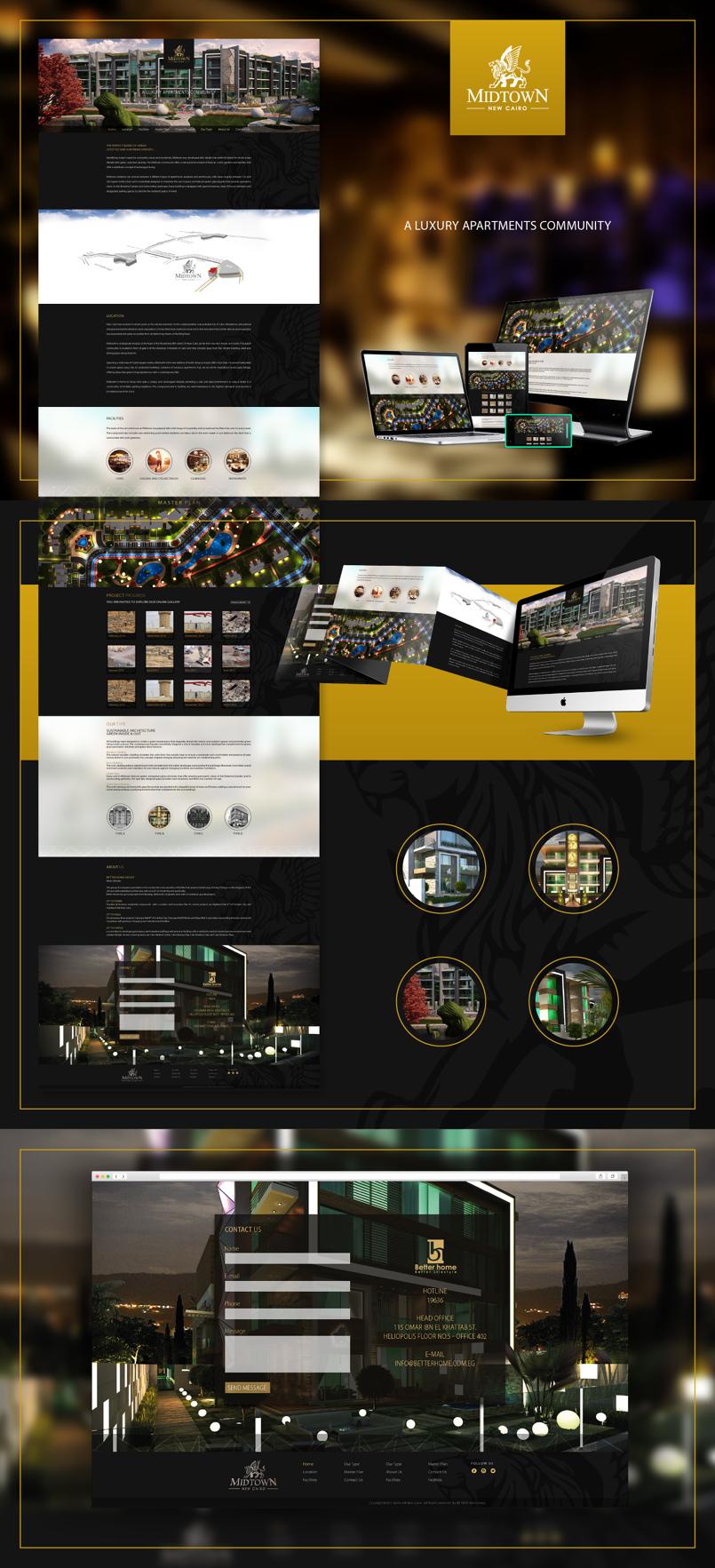 MidtowN Website