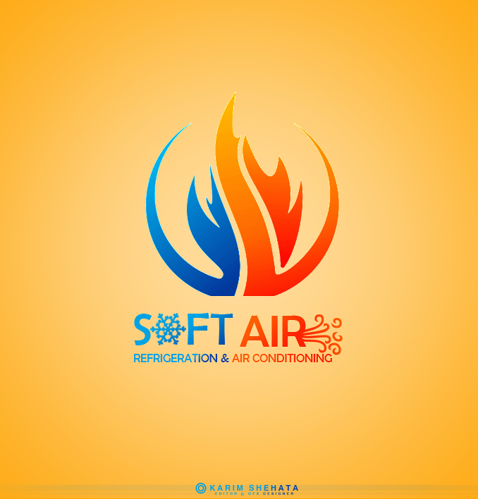 soft  air company logo