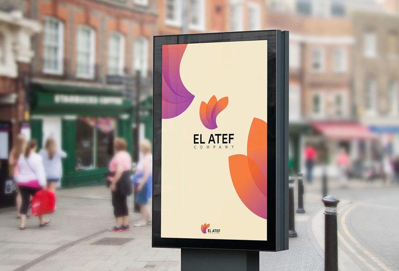 Logo El-Atef