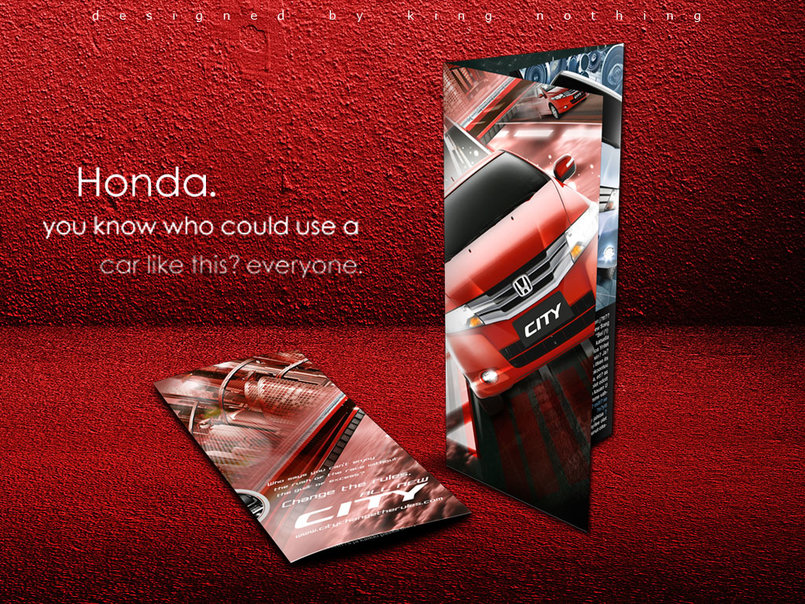 Honda Civic Brochure