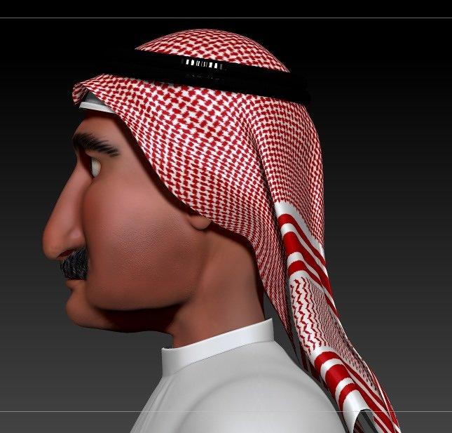 3D character modeler
