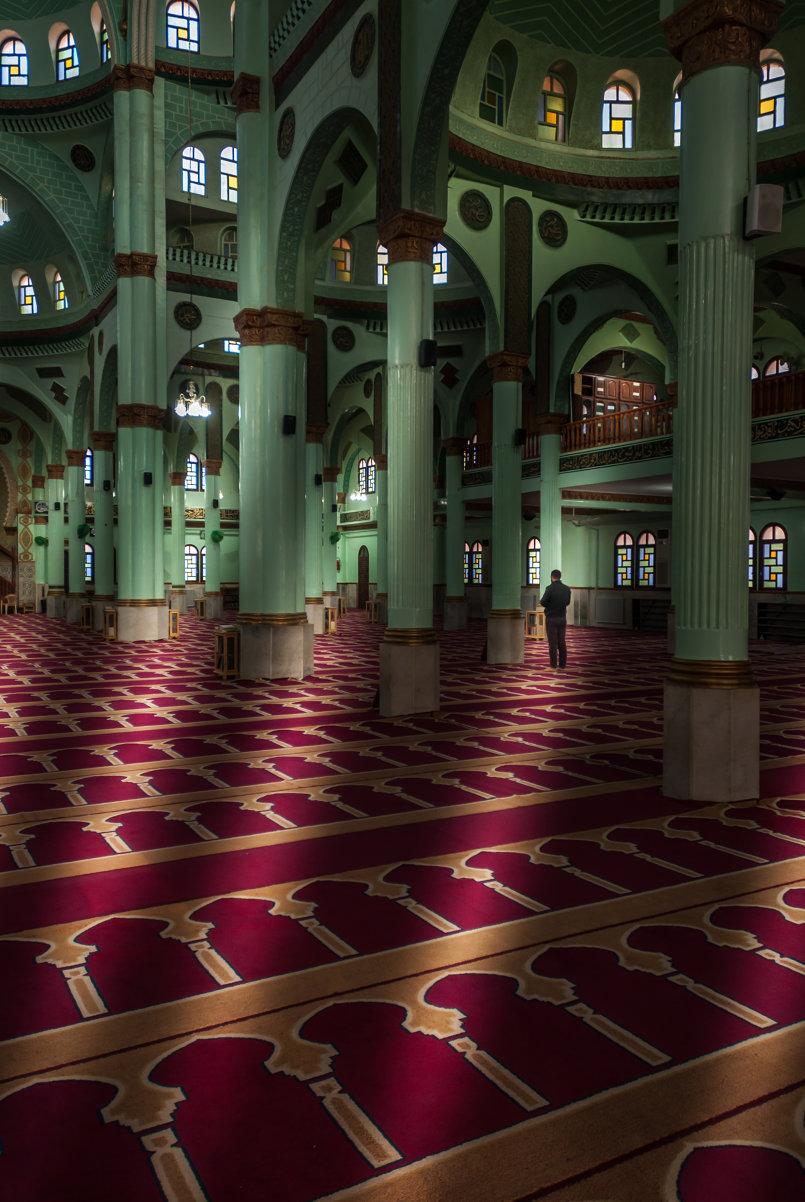 مسجد الكبير بوسعادة الجزائر