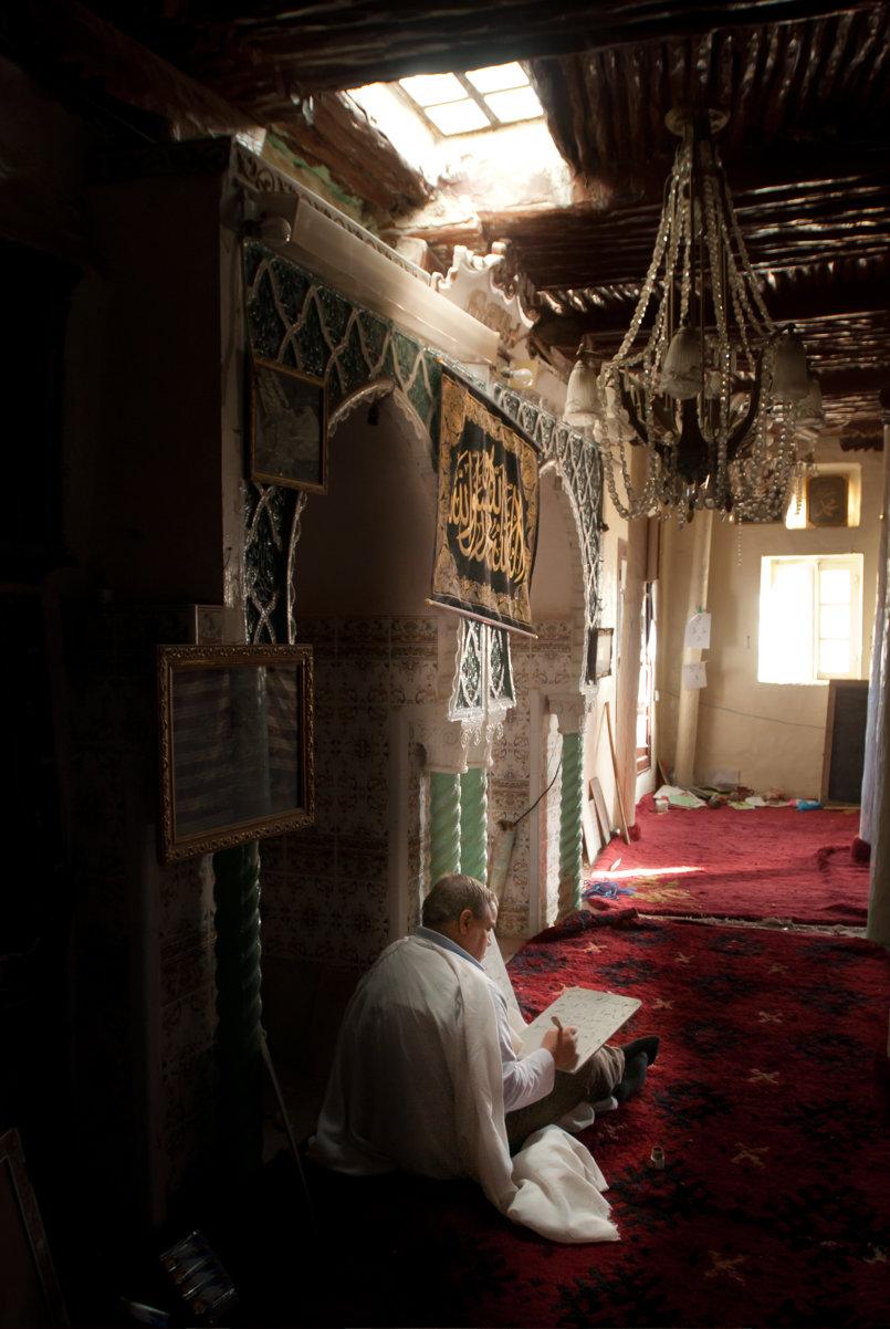 المسجد العتيق بوسعادة الجزائر