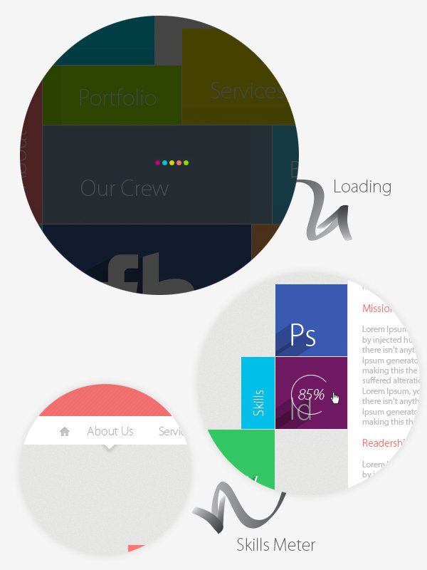 Creative Colors Theme