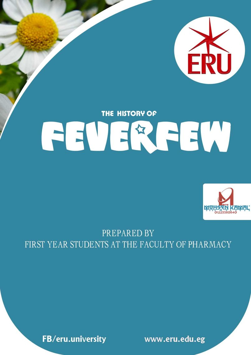 Booklet for ERU