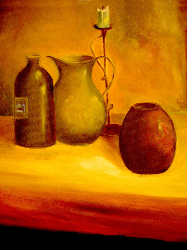 Art/Traditional Media_Landscapes and Still life