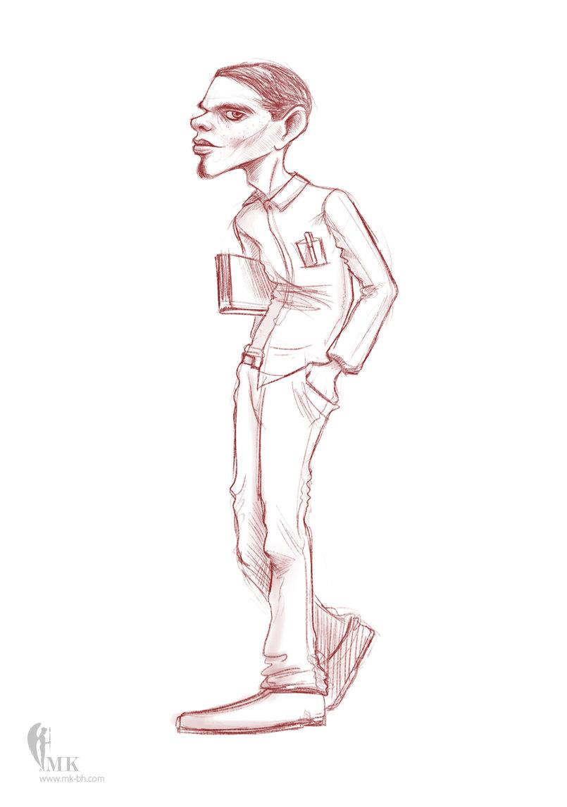 Sketch 9