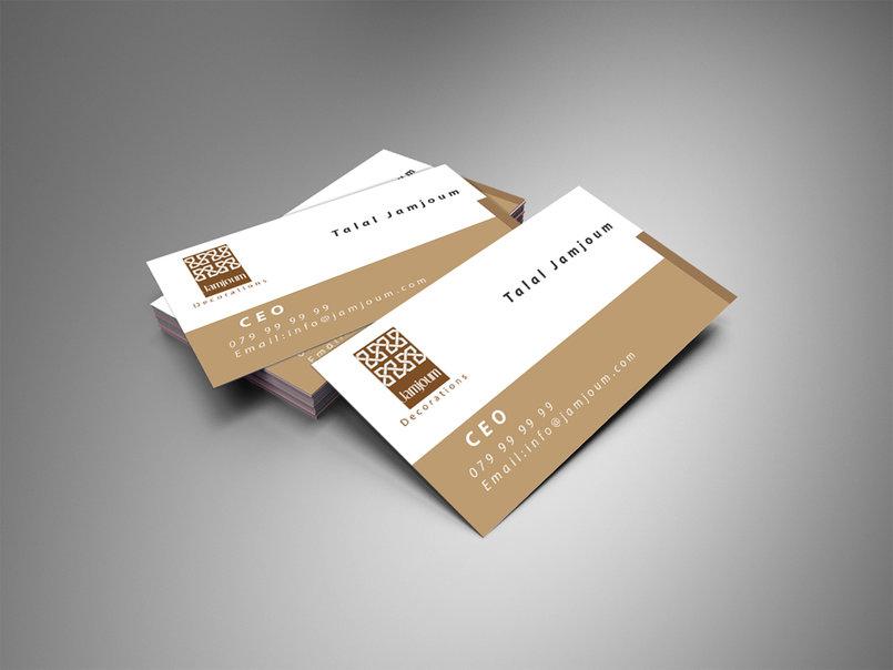 Jamjoum Card