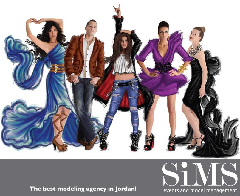 (Sims Events & Model Management) Office