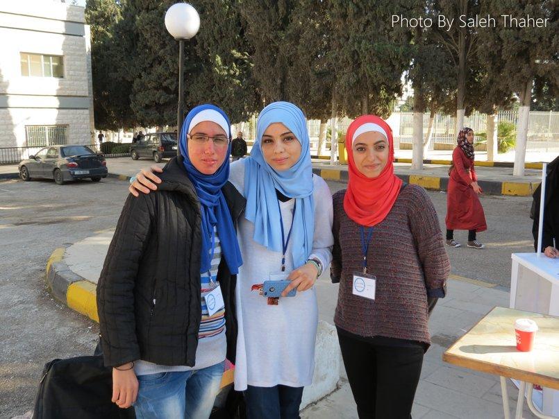 مبادرة جهازك حياتي (الجانعة الأردنية)
