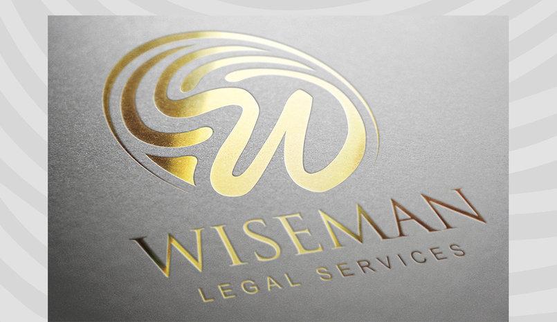 Wiseman Logo Design