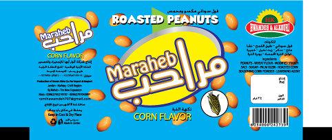 Nuts ... (Corn Nuts) ... (Peanuts)